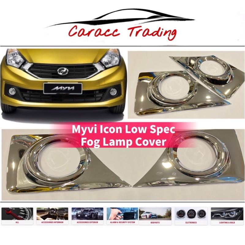 Fog Lamp Cover Myvi Icon Low Spec