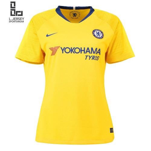 Chelsea Women Away Season 18/19 Stadium Fans Jersey