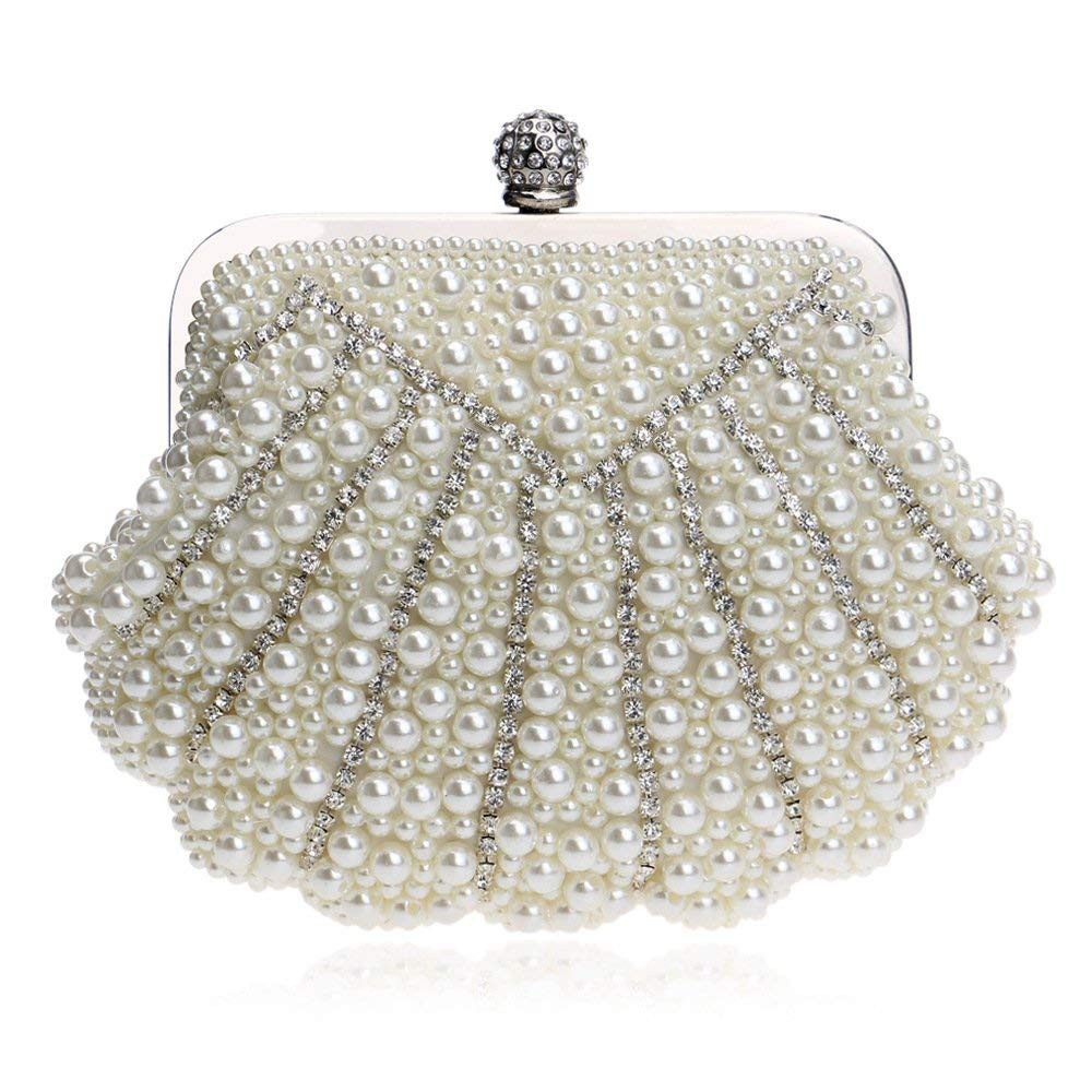 6d2f252cc62 Shimmering High Quality Both Sides Diamante Evening bag Clutch Purse Party  | Shopee Malaysia
