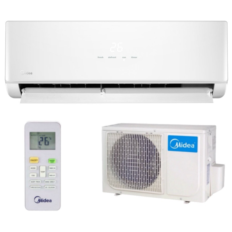 MIDEA Clasic Series Air Conditioner (1.0HP) MSK4-09CRN1
