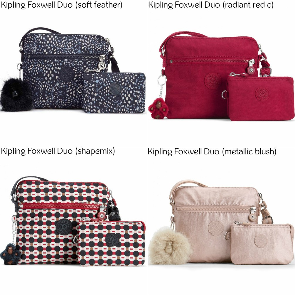 83421ede814 kipling Prices and Promotions, Jun 2019 | Shopee Malaysia