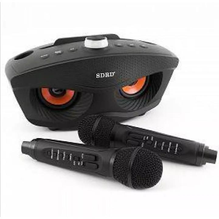 SDRD Eagle Eye Design SD-306 Bluetooth Family KTV Portable Speaker