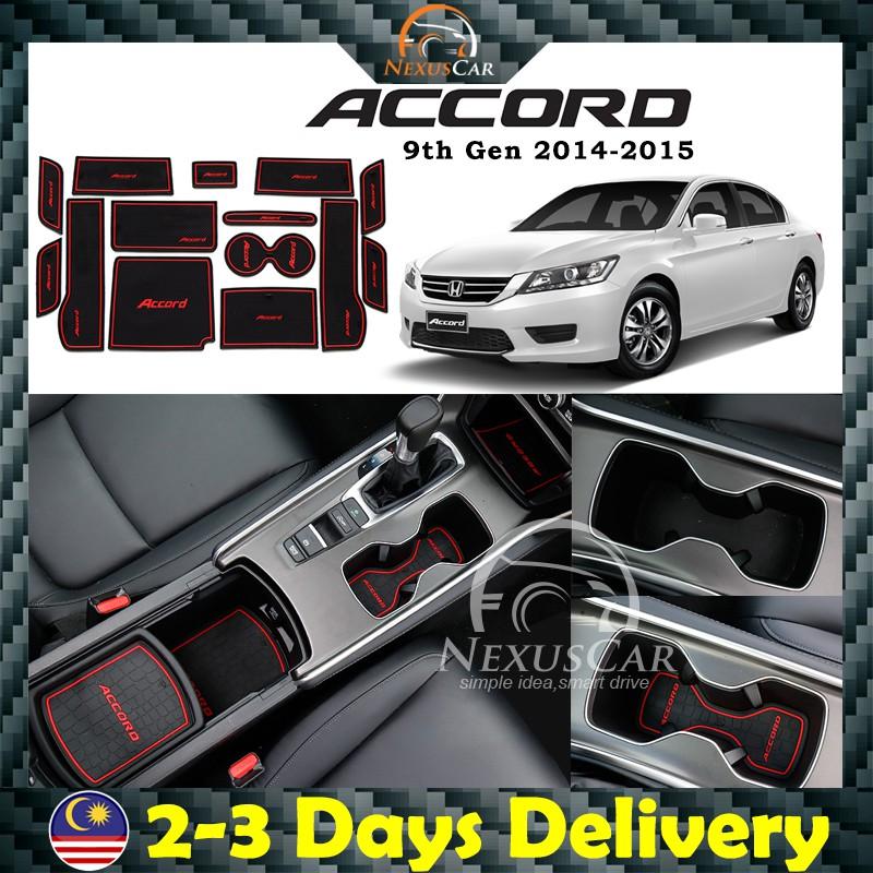 9Th Gen Accord >> Accord 9th Gen Car Interior Slot Mat