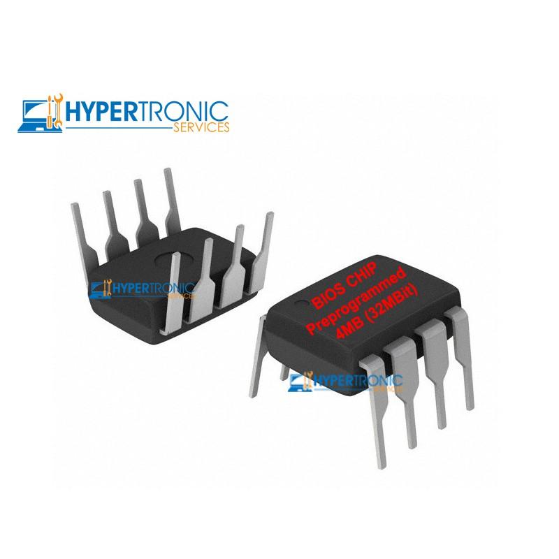 BIOS Chip for Asus P8H61-M LX Desktop Motherboard - 4MB