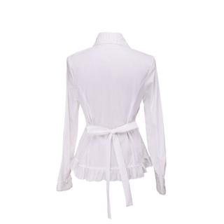 4de66445b0a8c8 ... antaina White Cotton Ruffle Lace Classical Victorian Sweet Lolita Shirt  Blouse. like  0