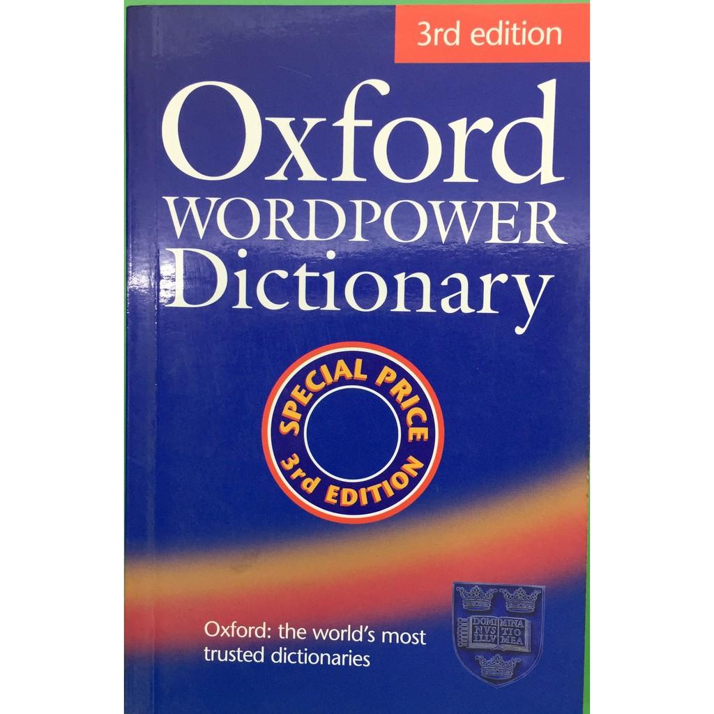oxford wordpower dictionary  Oxford WordPower Dictionary | Shopee Malaysia