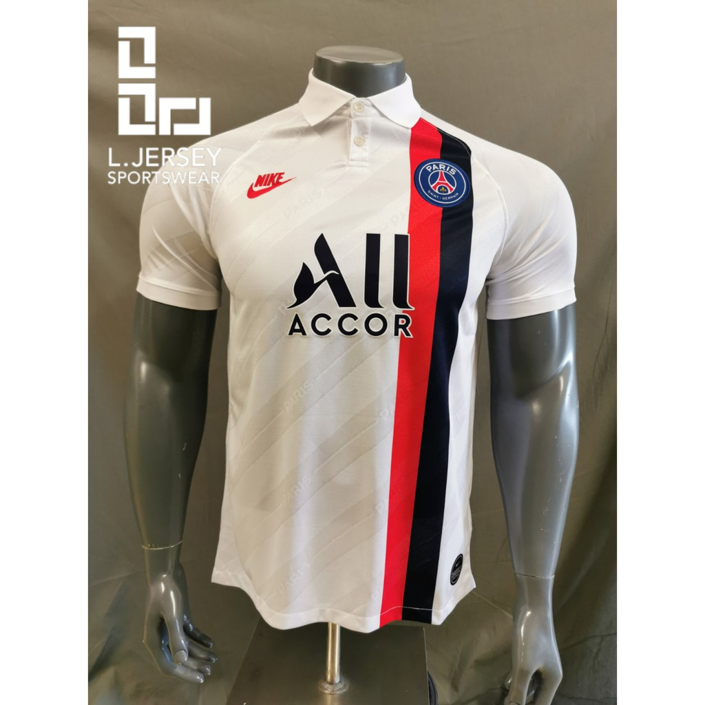 Paris-Saint Germain Men 3rd Kit Season 19/20 Stadium Fans Jersey