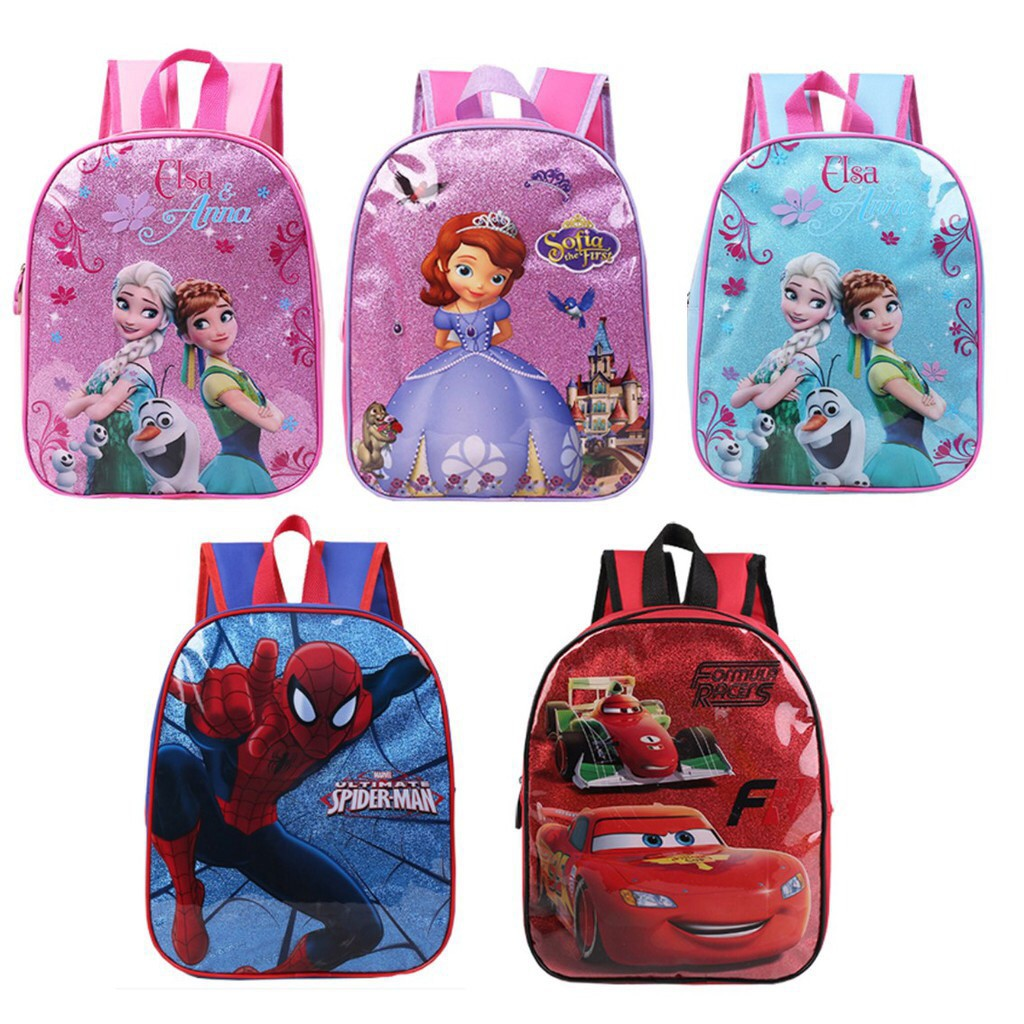 Cute Cartoon Design Children School Bag For 1-3 Years Old Baby Backpack Bag   3379854b91f4d