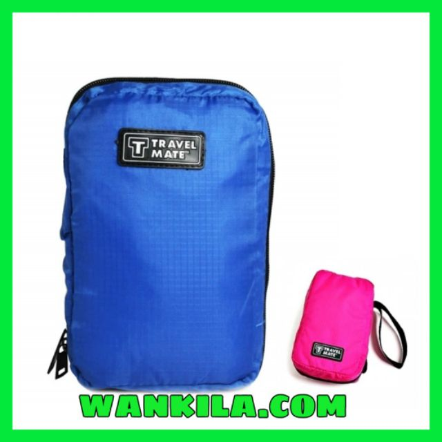 Travel Mate Portable Hanging Toiletries Pouch Bag
