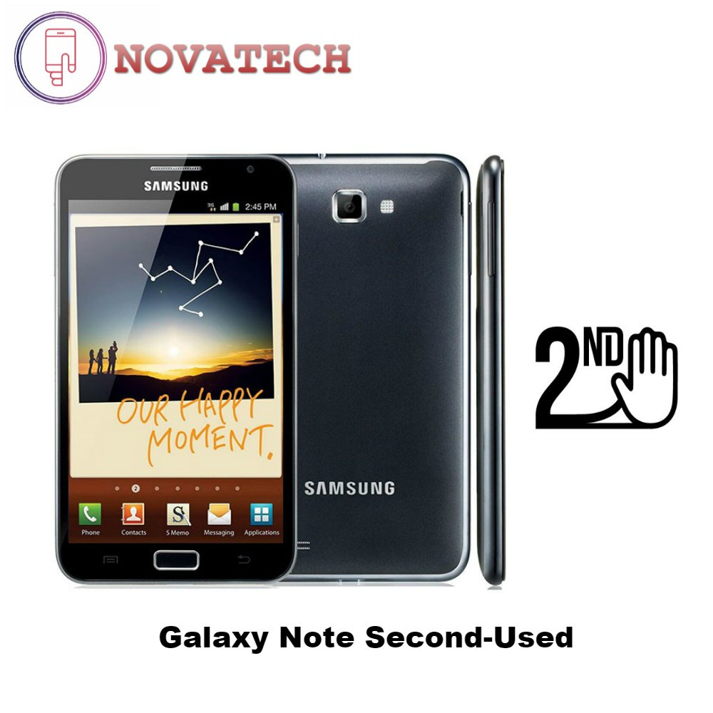 Galaxy Note 1 (N7000) - Original Used with Full Set - 95% New