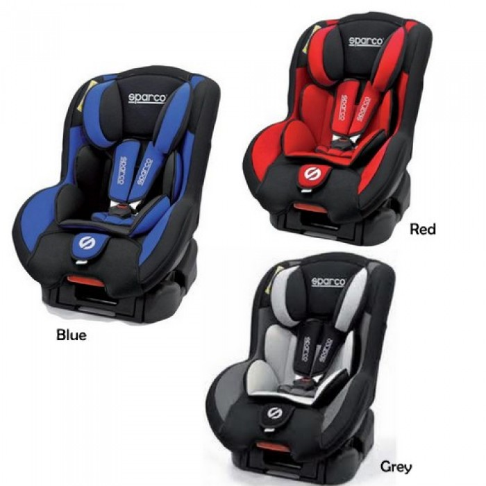 Sparco F500K Car Seat 0 1 Blue