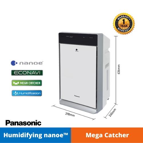 Panasonic Humidifying Nano Air Purifier F-VXK70A