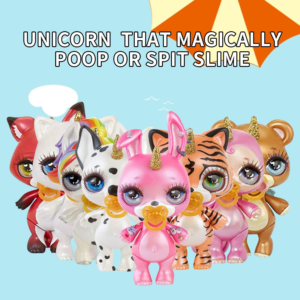 Aggressive Board Game Children Kids Toys Poopsie Slime Surprise Unicorn Toys Poopsie Slime Poopsie Sparkly Critters That Magically Poop Board Games Sports & Entertainment