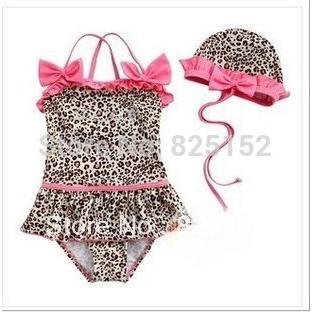 wow Toddler Baby Girl Two Piece Swimsuit Beach Bathing Suit Princess Swimwear Swimsuit Bikini UPF 50