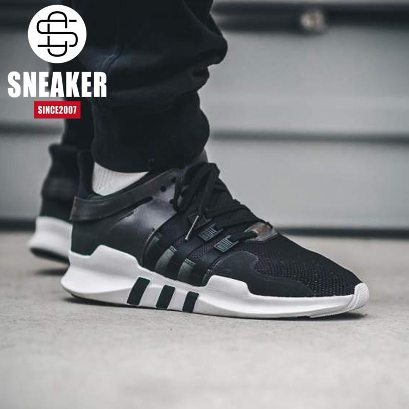 88c7a2c4 ^Houstonrockets^ Original Adidas Authentic Eqt Support Adv Men And Women  Joker Running Shoes