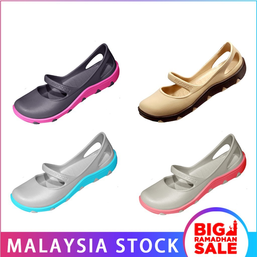 9f5749d60079 Monobo NORAH 4 Slingback Flat Shoes (Navy)