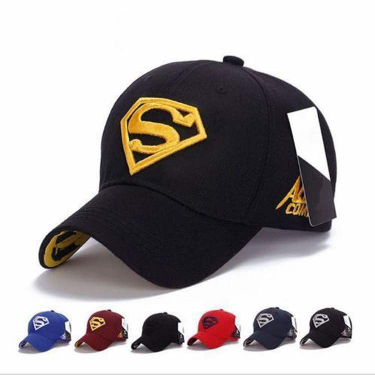 new concept d29f5 79f76 ProductImage. ProductImage. READY STOCK Men Women Unisex Sport Cap Snapback  Hat Superman