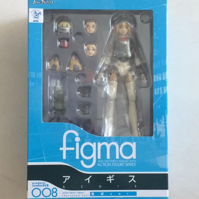 Figma Persona 3 Fes Aegis