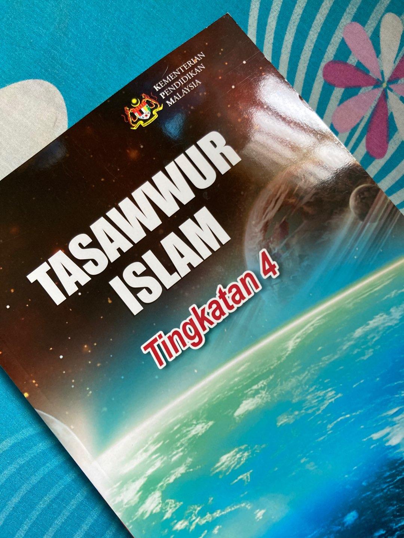 Buku Teks Tingkatan 4 Tasawwur Islam Shopee Malaysia