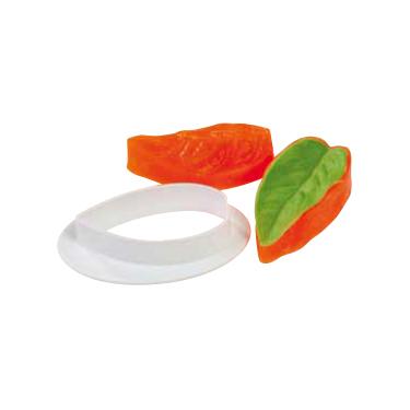 Martellato, Cake Art Cutter, Leaf 005, 3 pcs