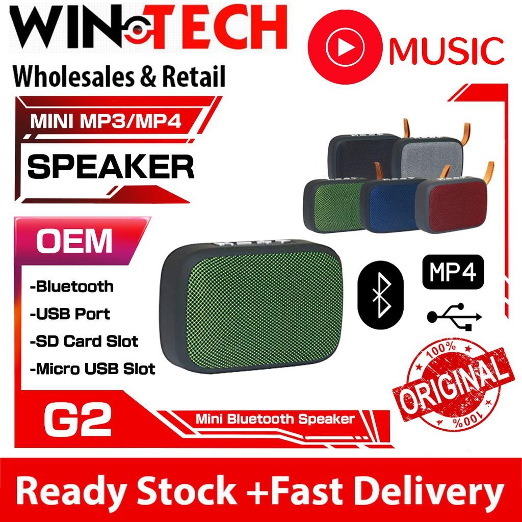 TABLEPRO2 G2 Wireless Speaker with Bass Bluetooth speaker