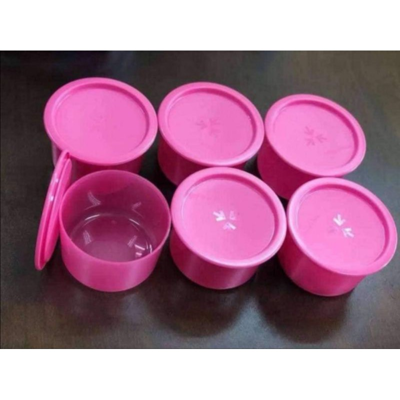 Tupperware 1 touch all colours