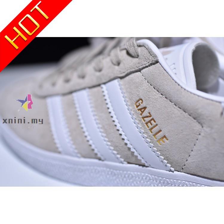 【xnini.my】Adidas gazelle Men's Shoes trainers shoes flat shoes fashion skate shoes BB5475