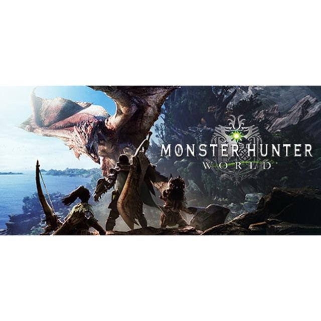 Monster Hunter: World Steam PC Game Gift