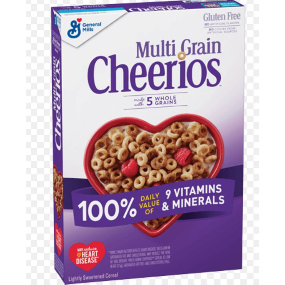 Multi Grain Cheerios 255g