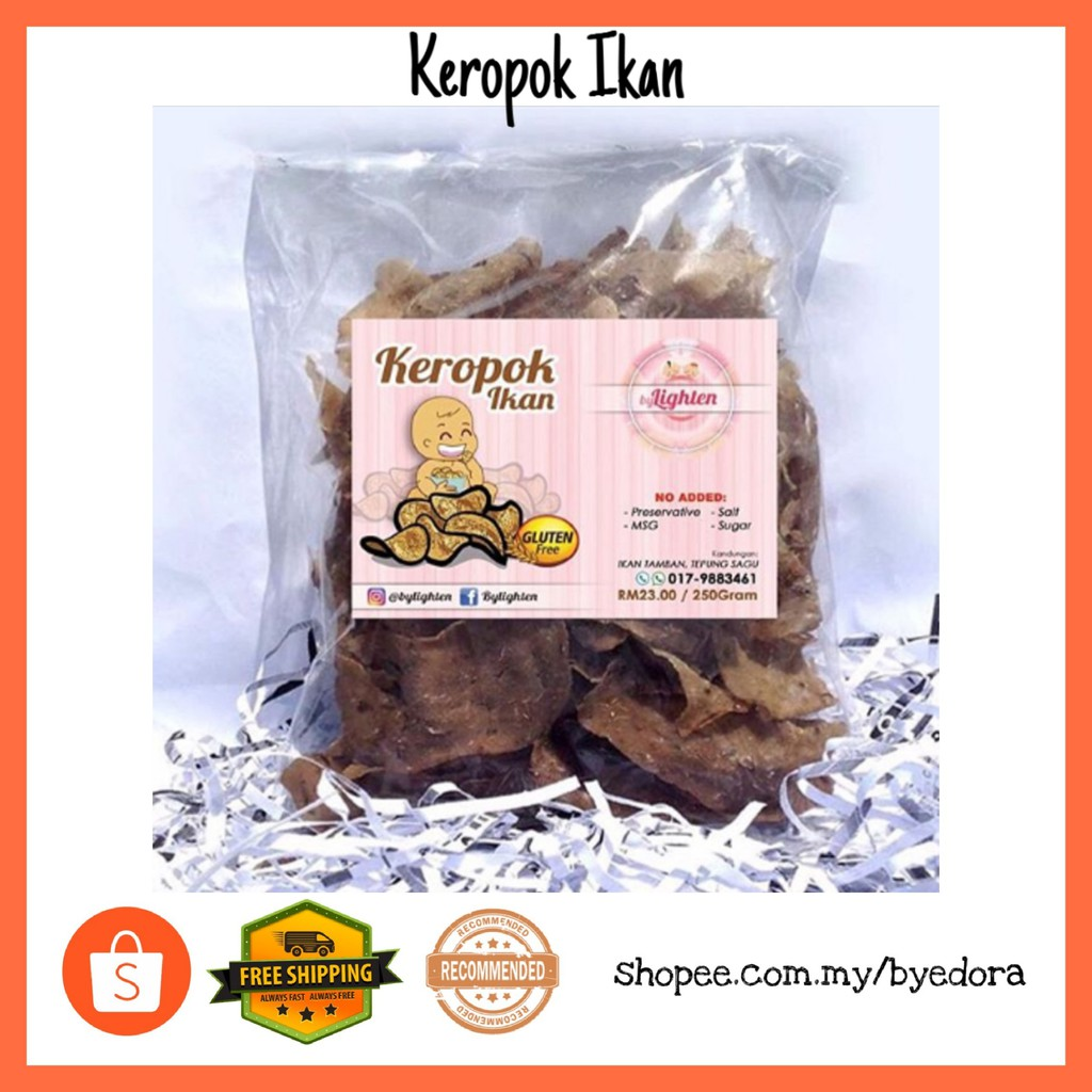 Keropok Ikan by Lighten