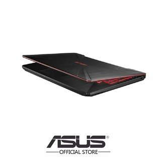 Asus FX504G TUF Gaming Notebook - Matte Black