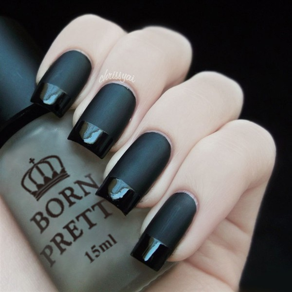 Born Pretty Matte Top Coat Nail Polish Glossy Nail Varnish Nail Art For Designs
