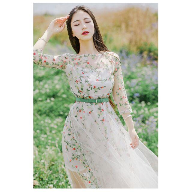 Garden Theme Dresses Fashion Dresses