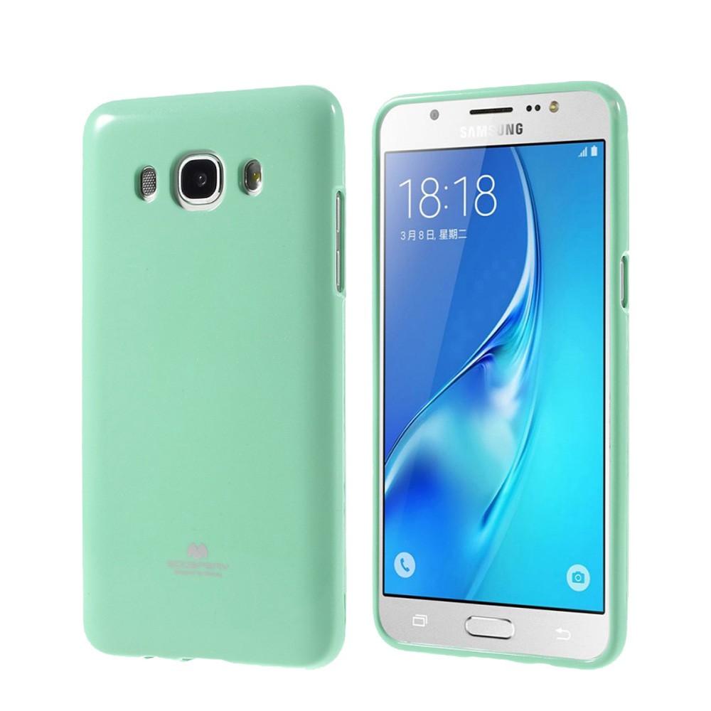 Samsung J7 J72016 Mercury Goospery Pearl Glitter Jelly Silicone Core Fancy Diary Case Shopee Malaysia