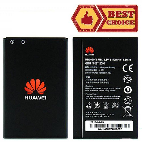 Huawei (HB505076RBC) High-Quality Mobile Phone Batteries