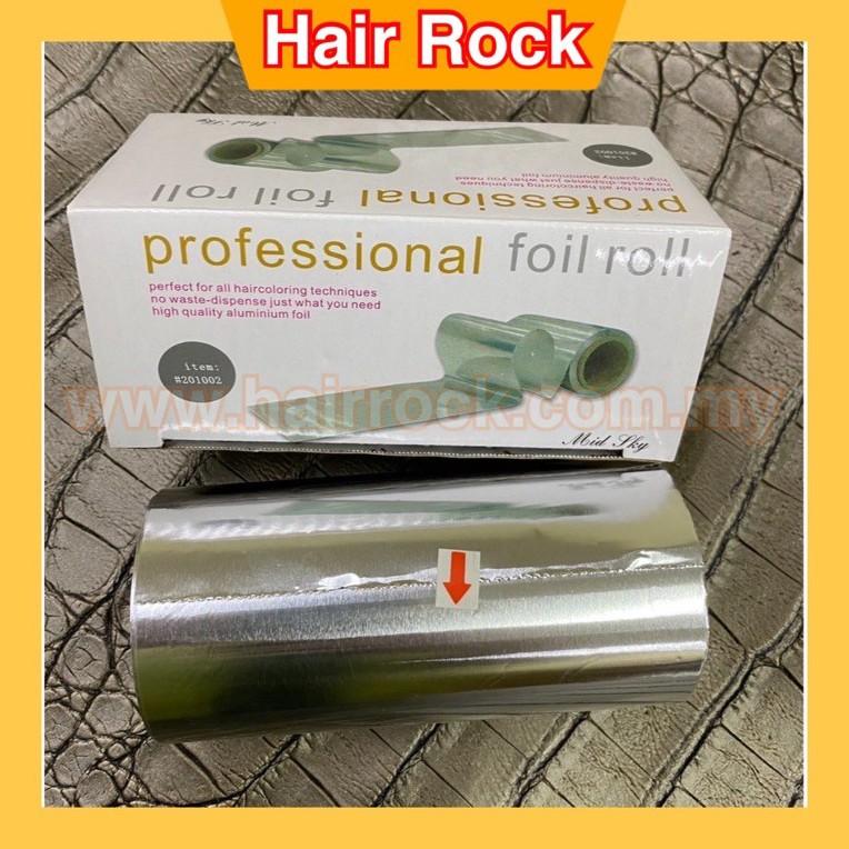 Large Aluminium foil for Hair Salon Used
