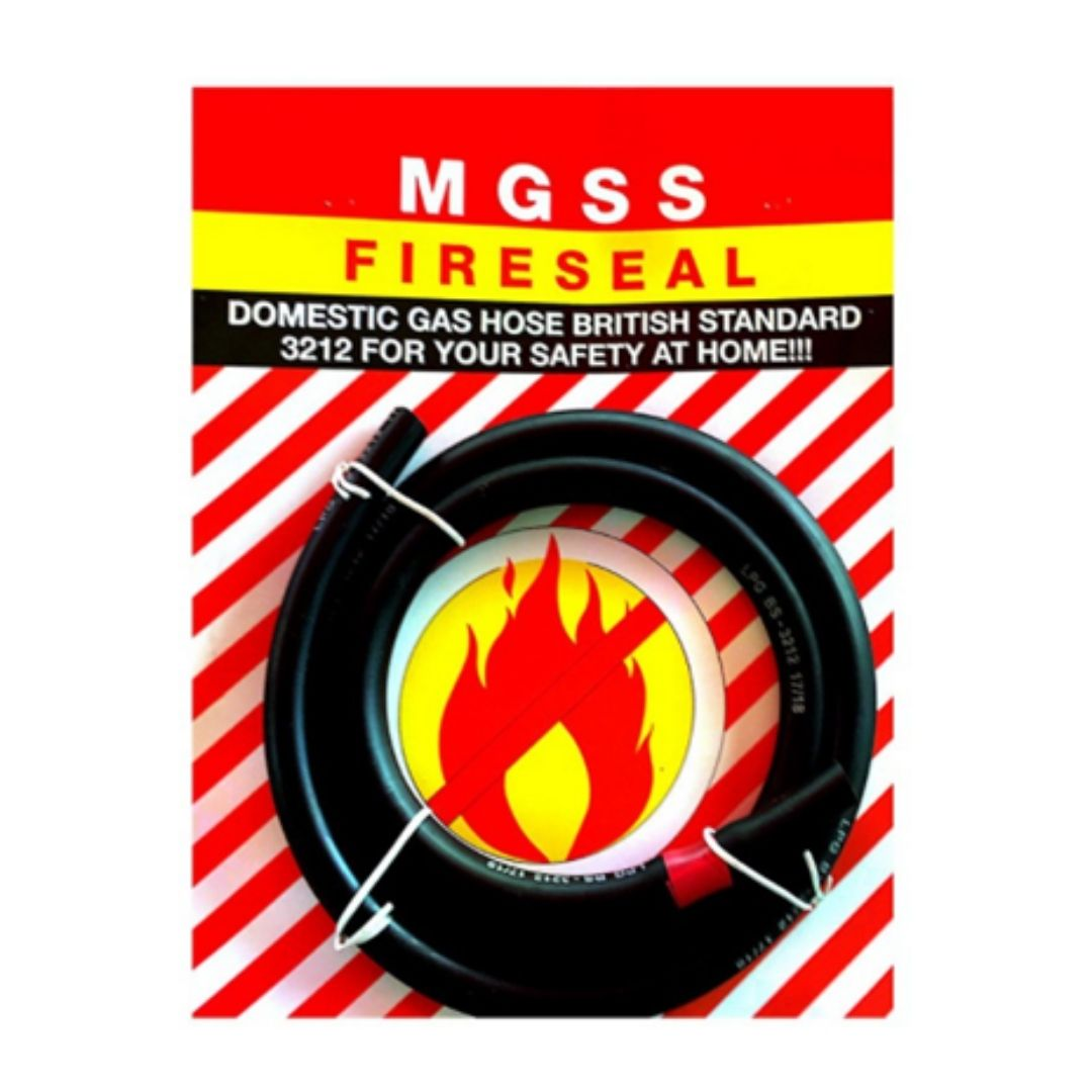 [READY STOCK] HIGH QUALITY MGSS FIRESEAL 1.4-METER Safety Gas Hose