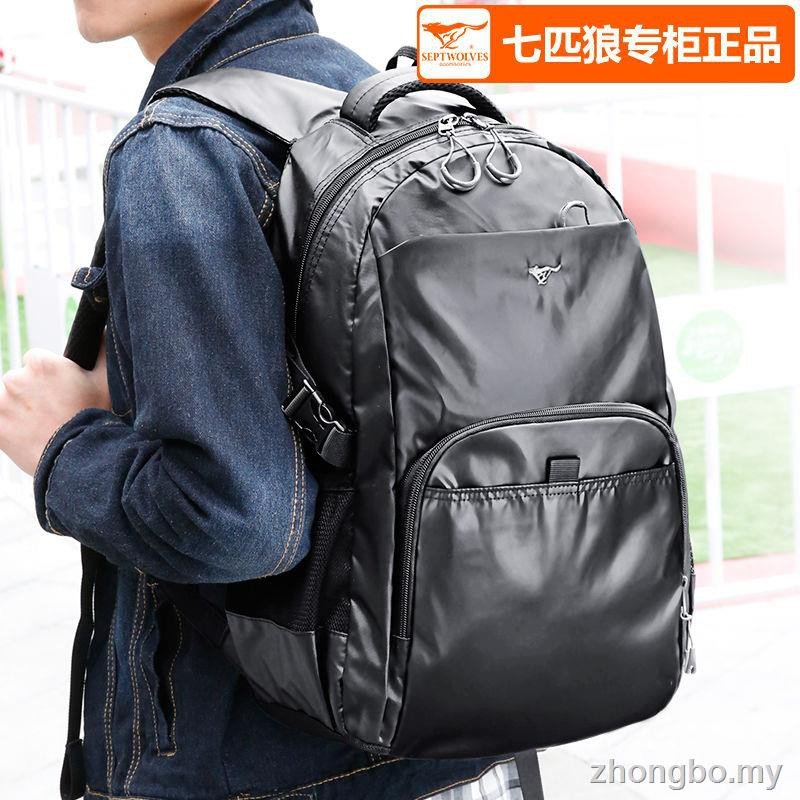 Color : Black, Size : Large XUNHANG Oxford Cloth Waterproof Backpack Purse for Women Lady Travel Bag Schoolbags Anti-Theft Rucksack Shoulder Bags