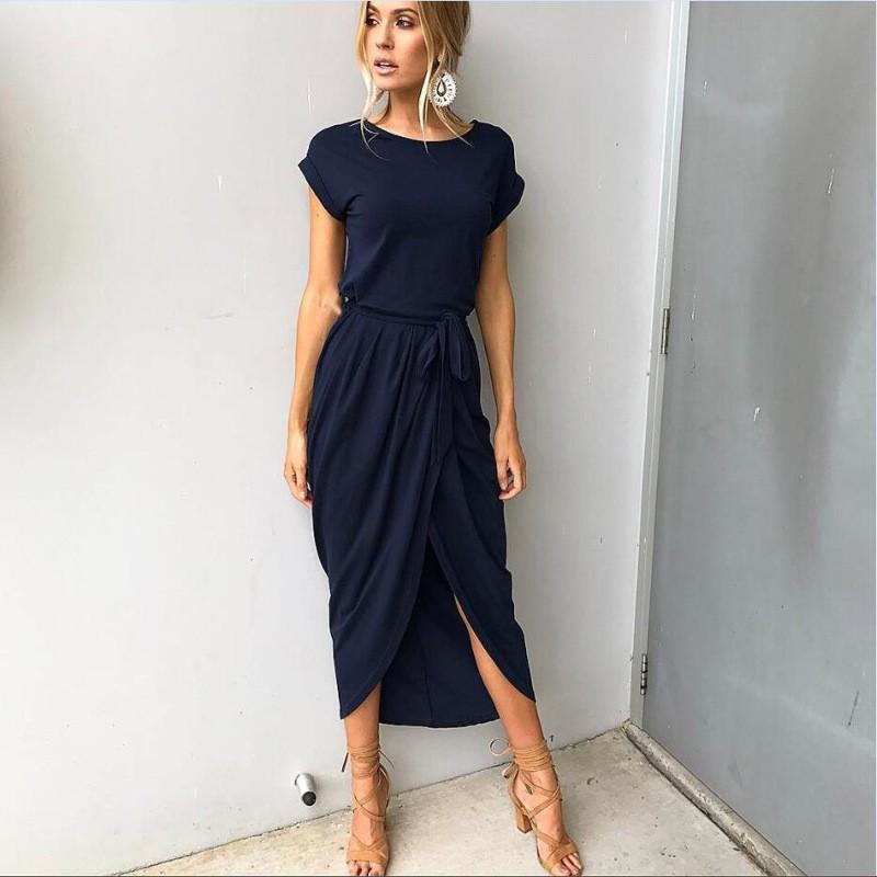 Women Beach Dress Fluorescence Female Summer Dress Chiffon Voile Women Dress   3646b72ca31b