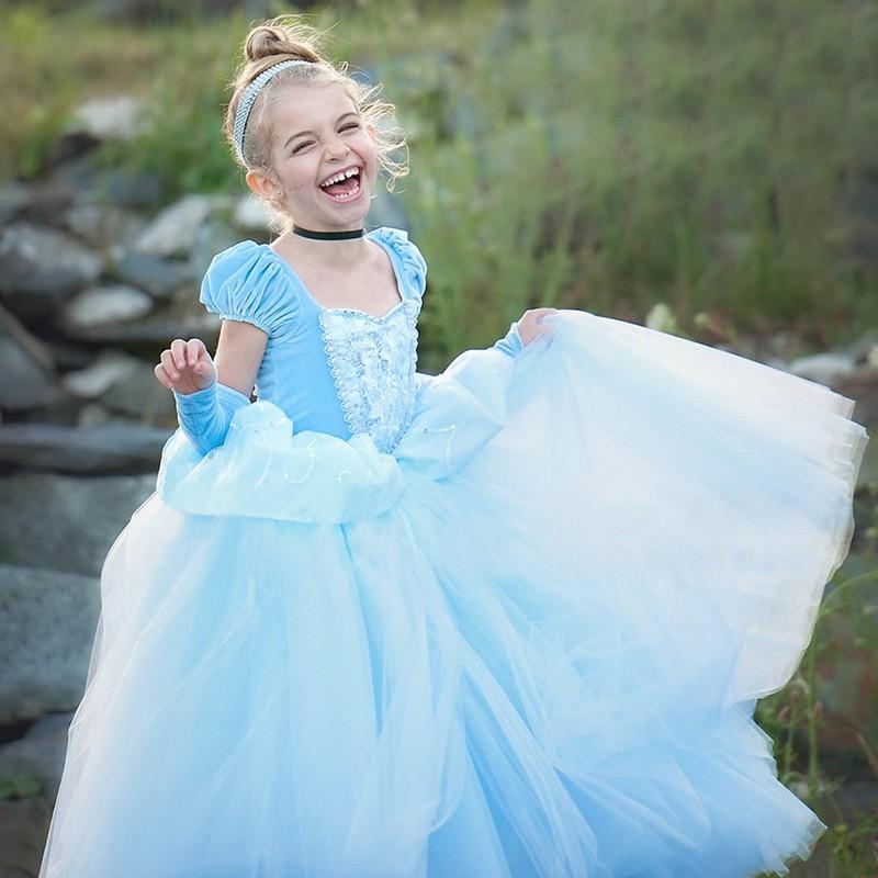 Cinderella Christmas.Cinderella Christmas Dress For Girls Costume Snow White Princess Dress