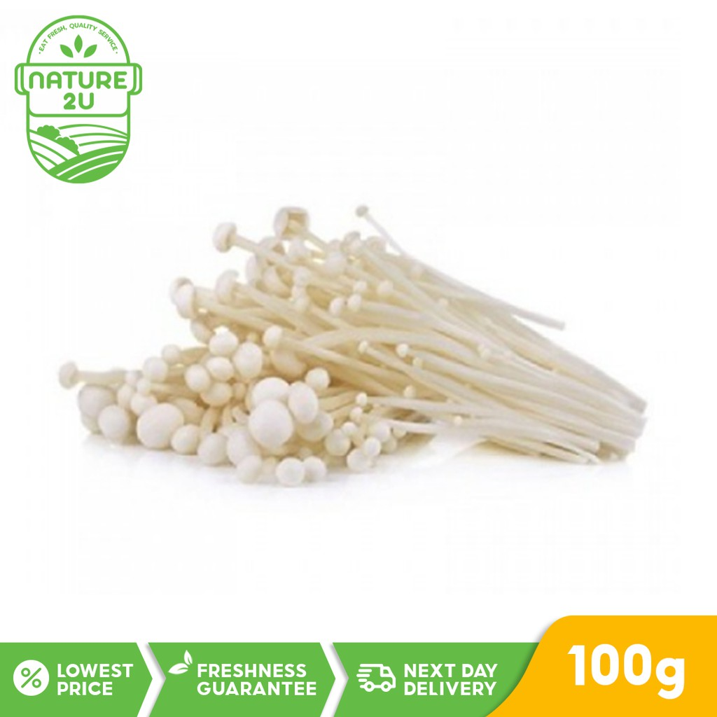 Fresh Vegetable - Enoki Mushroom (100g)