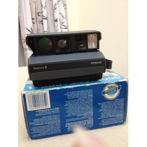 (Ready Stock)Polaroid Spectra 2 with box ( FUNCTION CAMERA )