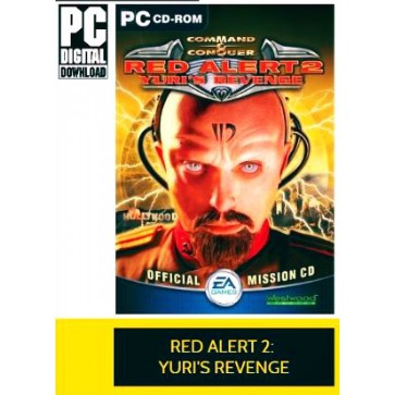 Command And Conquer Red Alert 2: Yuri's Revenge (PC DIGITAL DOWNLOAD)