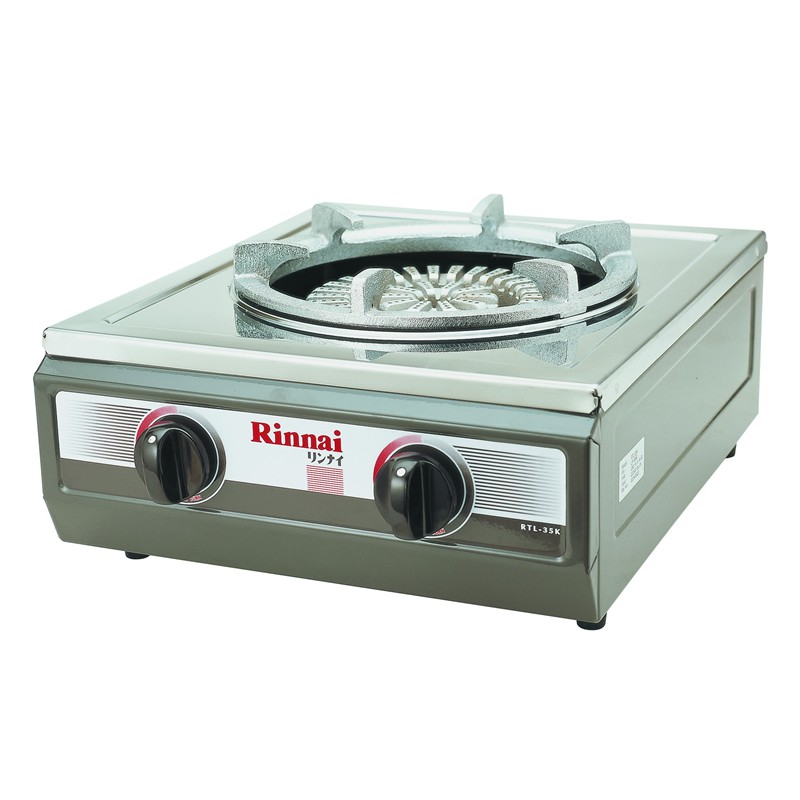 RINNAI Semi-Commercial Table Top Stove RTL-35K