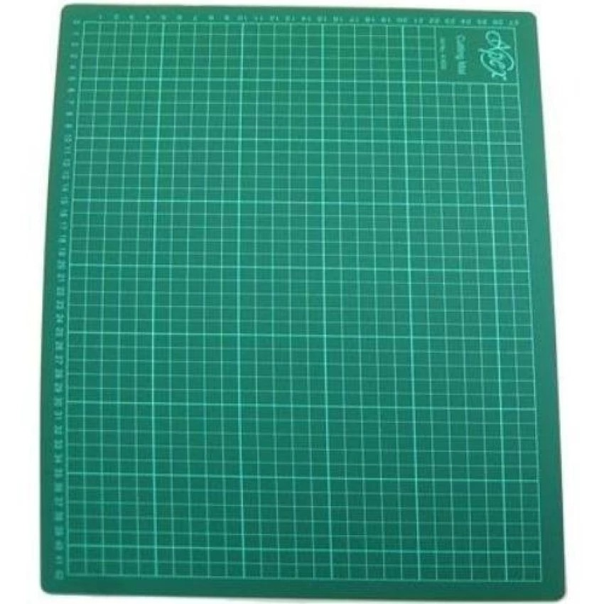 Cutting Supplies Latest Collection Of A4 Grid Lines Cutting Mat Craft Card Fabric Leather Paper Board 30*22cm High Quality