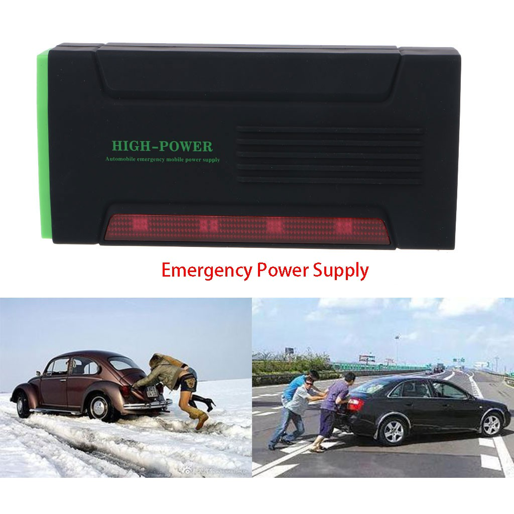 68000mah Battery Charger Portable Mini Car Jump Starter Booster