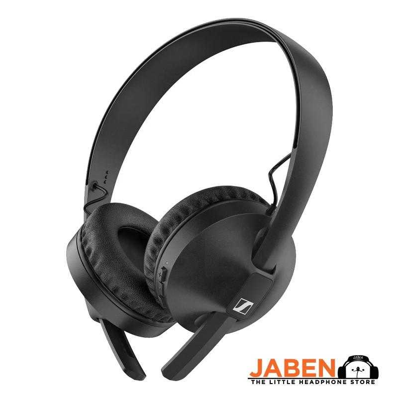 Sennheiser HD 250BT aptX Type-C Charging Bluetooth App Support Wireless Closed Back On-Ear Headphones [Jaben]