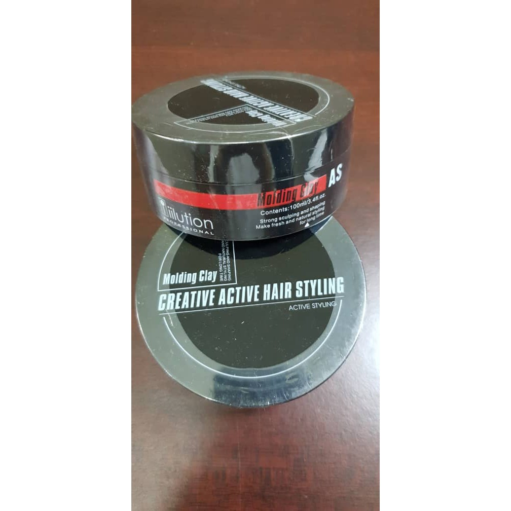 ILLUTION MOLDING CLAY - PROFESSIONAL STYLING **FREE SHIPPING**