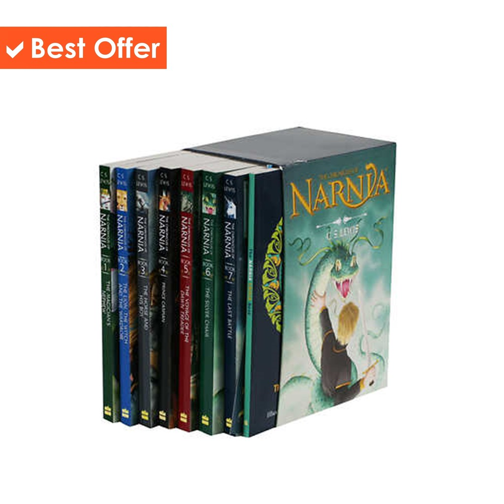 Ebook Narnia Bahasa Indonesia