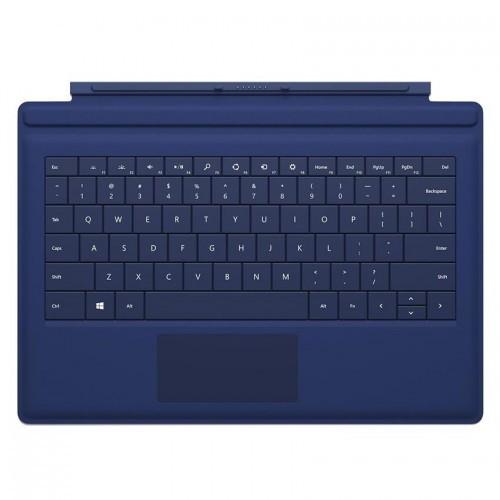 Microsoft Surface Pro 3 Type Covers Black/Purple/Blue